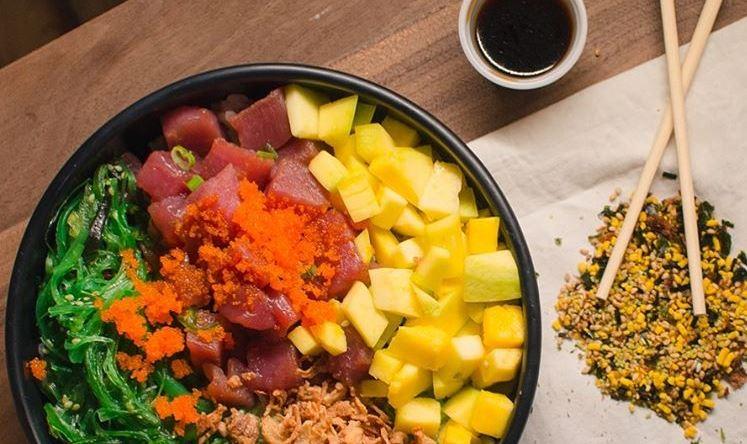 Comida rápida sana en Alcobendas